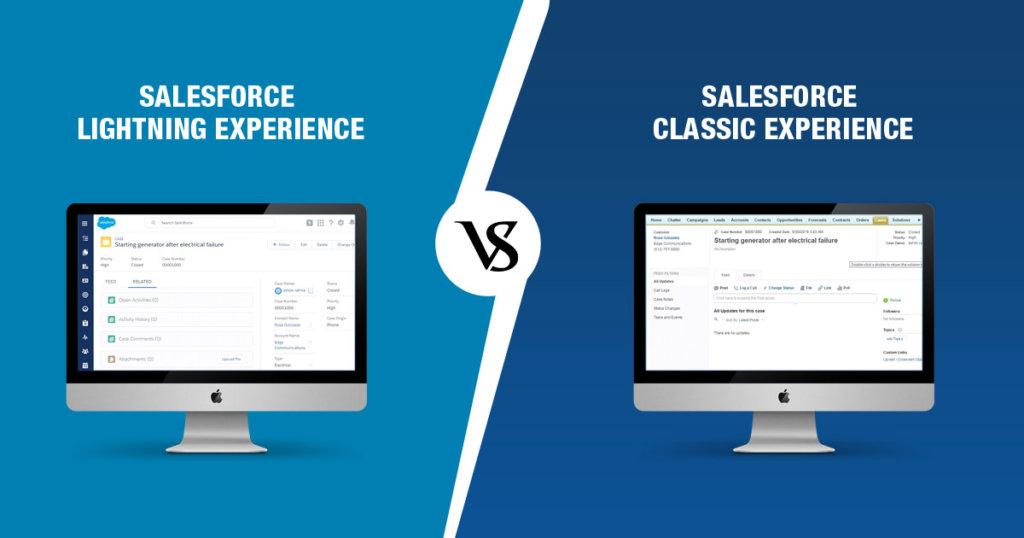 Salesforce Lightning Migration Services