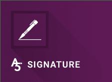 A5 Signature
